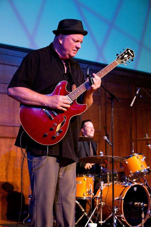 Paul Bonn and the Bluesmen Sheldon Concert Hall St. Louis Blues Band Soulard