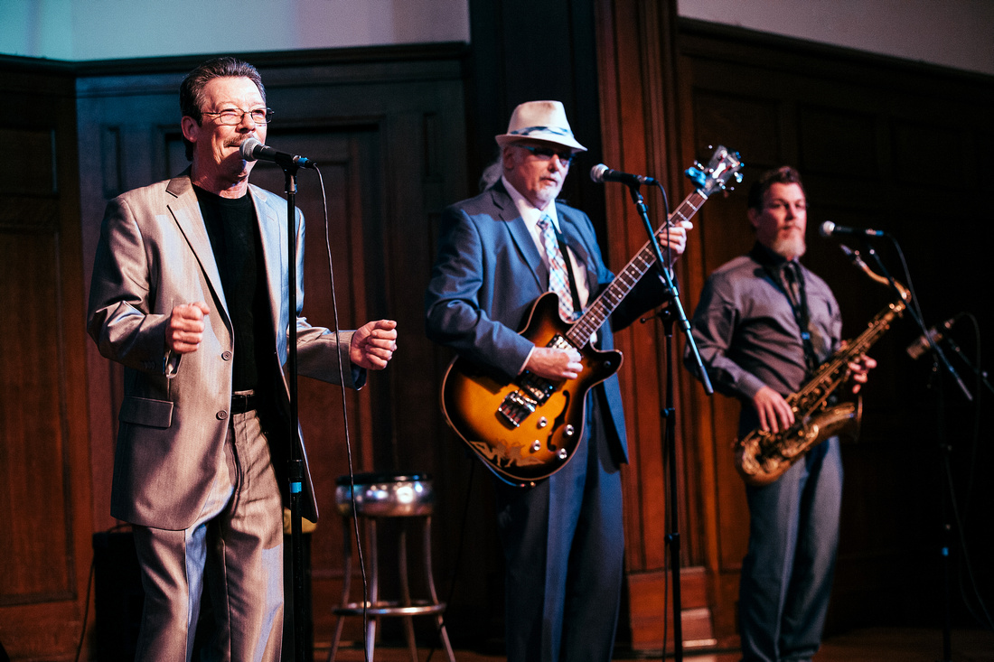 Paul Bonn and the Bluesmen Sheldon Concert Hall St. Louis Blues Band Soulard
